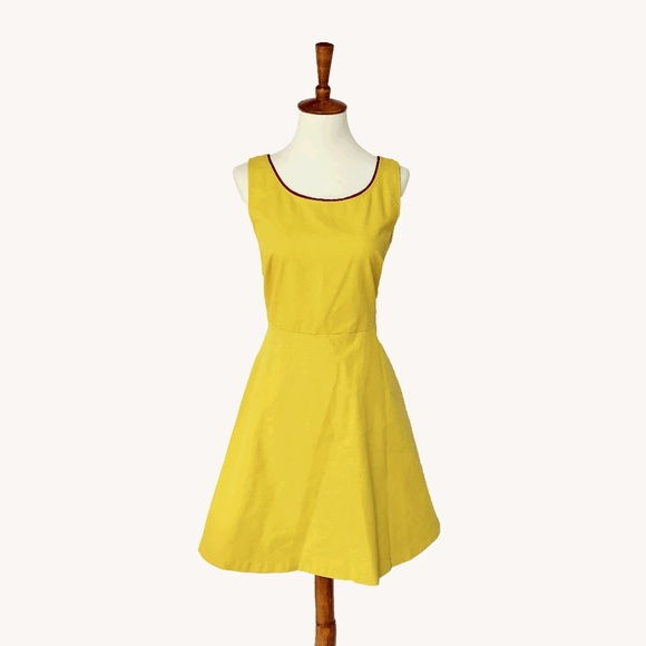 Zara Dresses & Skirts - Yellow Sundress